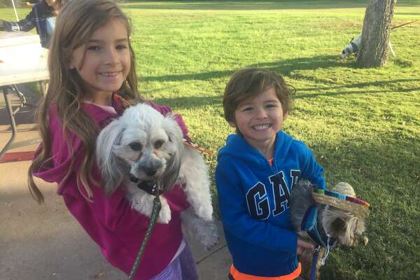 Running Fur Rescues: Kailynn and Tristan Chinikidiadi