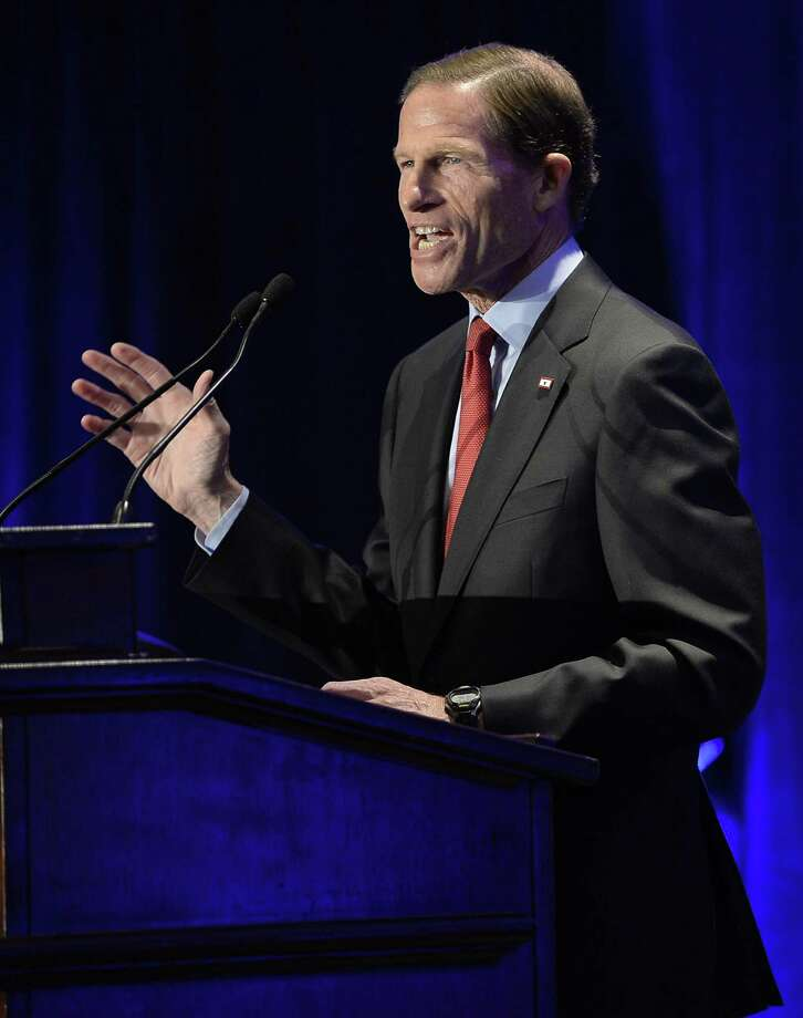 Sen. Richard Blumenthal on Monday called for all of president-elect Donald Trump's cabinet nominees submit their tax returns. Photo: Jessica Hill / Associated Press / AP2016