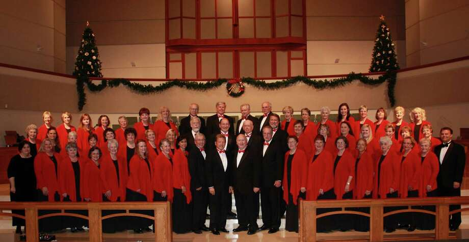 """The Montgomery County Choral Society's """"A Christmas Celebration"""" will be held at 7:30 p.m. Dec. 9 at First United Methodist Church, 4308 W. Davis St. in Conroe. Tickets are $15 for adults, $12 for seniors and $5 for students. There is no charge for children 5 and under."""