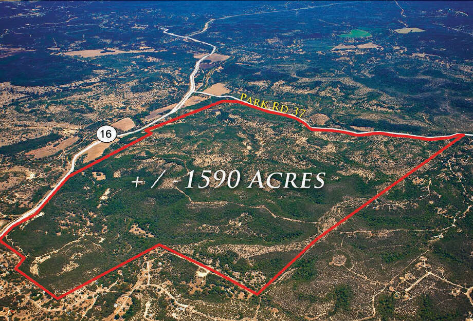 Southerland Communities has purchased 1,590 acres in Helotes, Texas, for a residential development of 25-acre+ ranches called Canyon Creek Preserve.