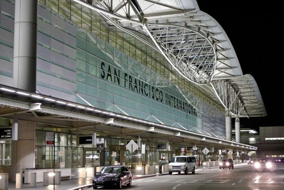 San Francisco International Airport is seen in a file photo.
