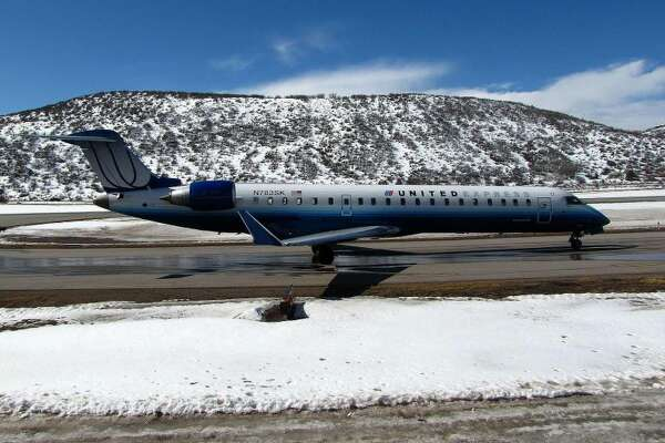 #8. Aspen Pitkin County Sardy Field (ASE)   Aspen, CO    Percent of Christmas flights delayed 15+ minutes:  22.06%  Average delay time:  16.39 minutes