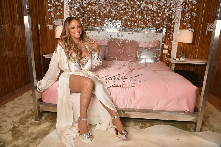 NEW YORK, NY - DECEMBER 03:  Mariah Carey attends the M.A.C Cosmetics Mariah Carey Beauty Icon Launch at Baccarat Hotel on December 3, 2016 in New York City.  (Photo by Theo Wargo/Getty Images for M.A.C) Photo: Theo Wargo/Getty Images For M.A.C