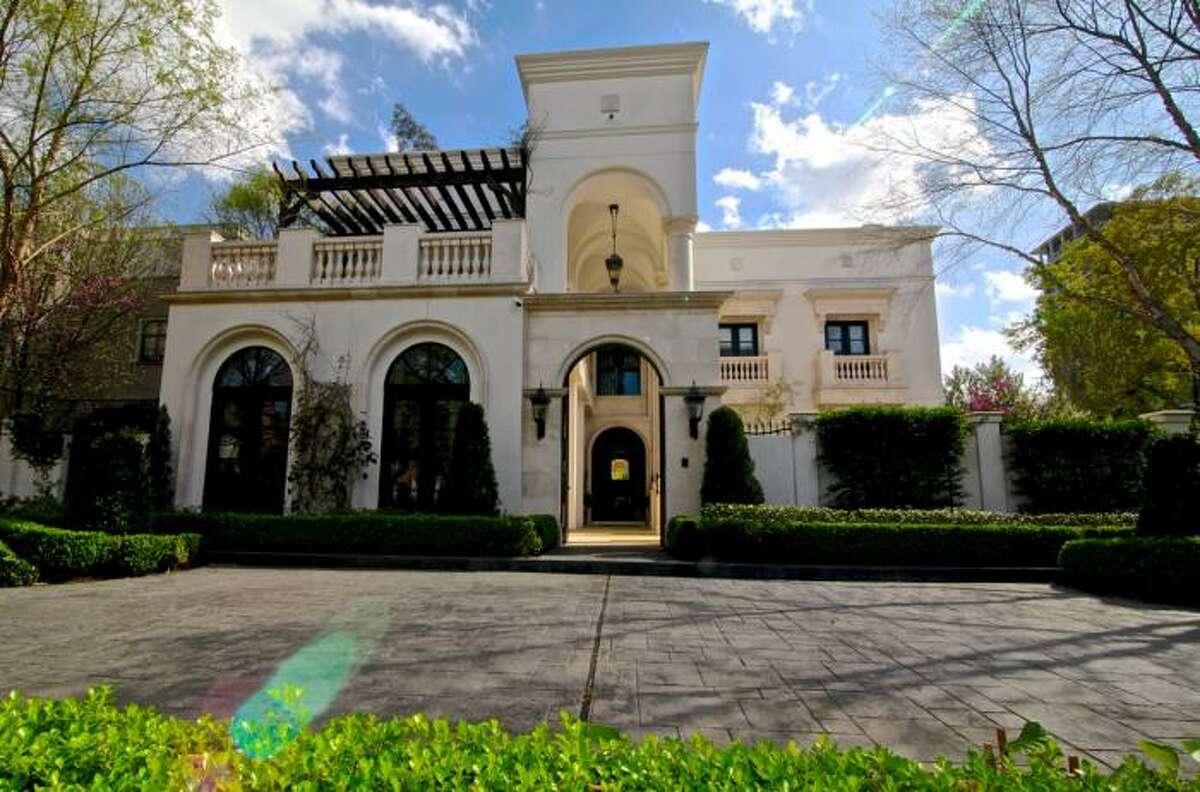 River Oaks Price per night: $10,000 Squarefeet: 8,500