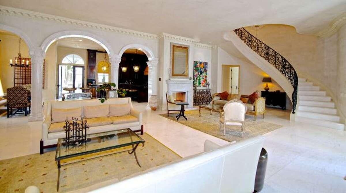 River Oaks Price per night: $10,000 Square feet: 8,500