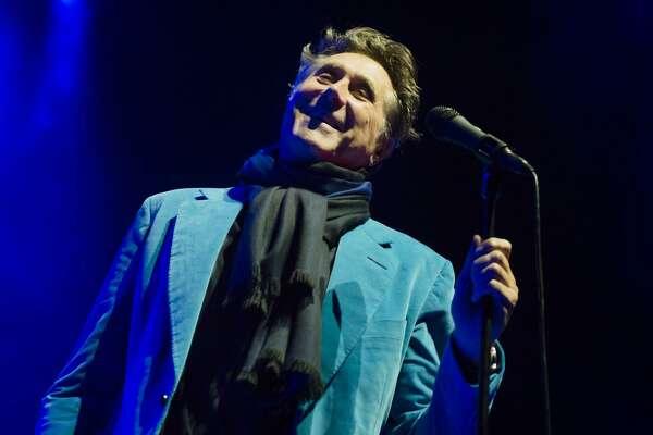Glam rock god Bryan Ferry will make a rare San Antonio appearance at the Tobin Center.