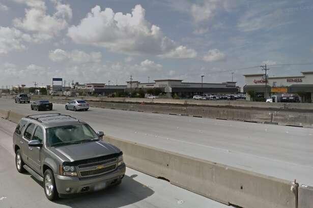 The Gulf Freeway will shut down Monday, Dec. 5, 2016 between El Dorado Boulevard and Bay Area Boulevard.