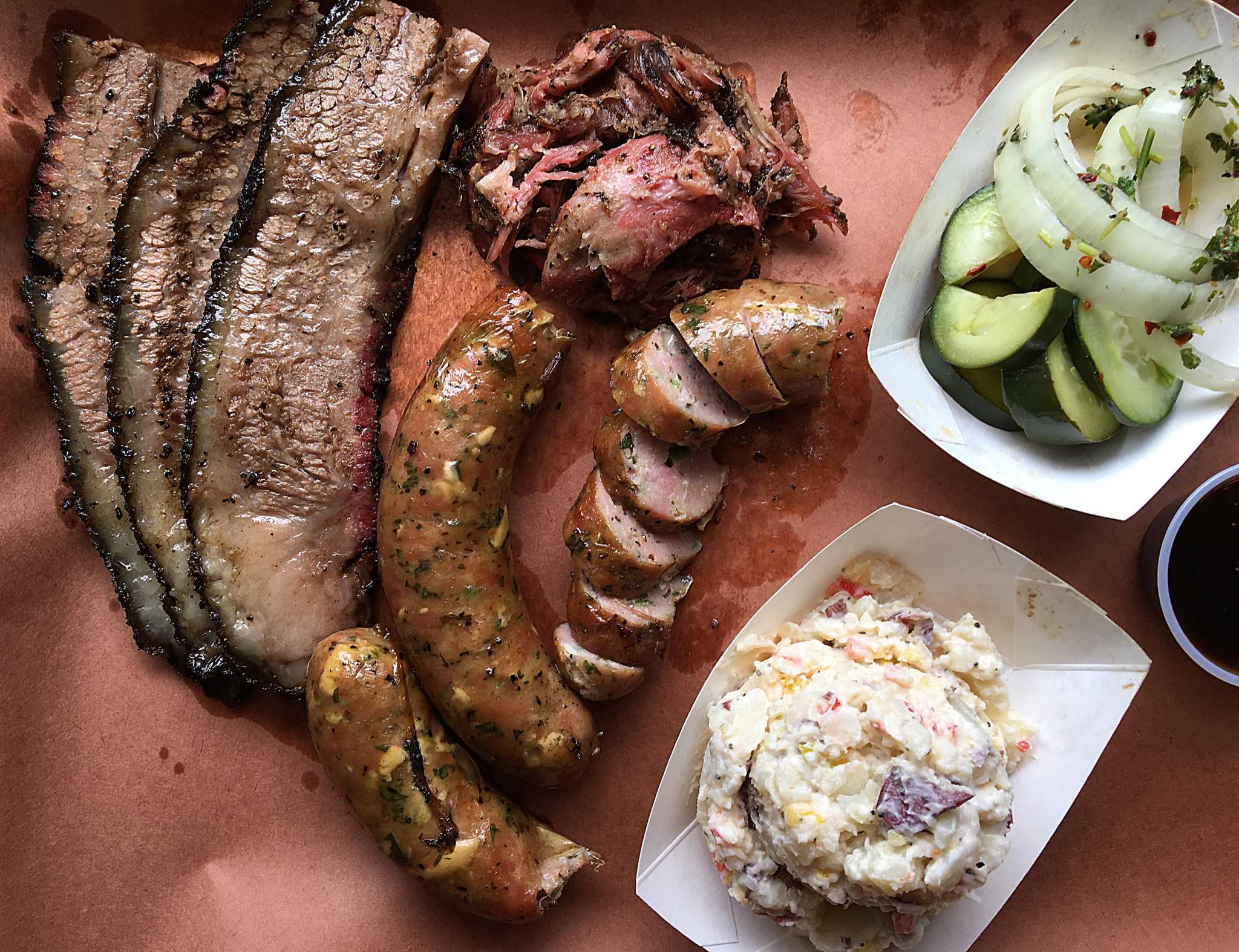 Just A Taste Destination Bbq At New 2m Smokehouse San