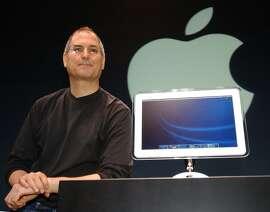 Steve Jobs in 2014