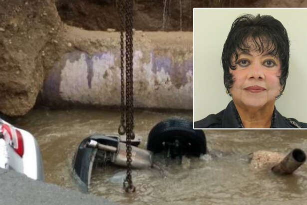 The Bexar County Sheriff's Office confirmed Monday, Dec. 5, 2016 that Deputy Dora Linda (Solis) Nishihara was killed in a sinkhole in the 8400 block of Quintana Road.