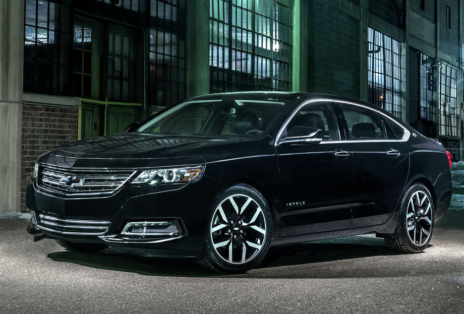 Chevy S Reinvented Impala Goes Uptown With Style Comfort Houston