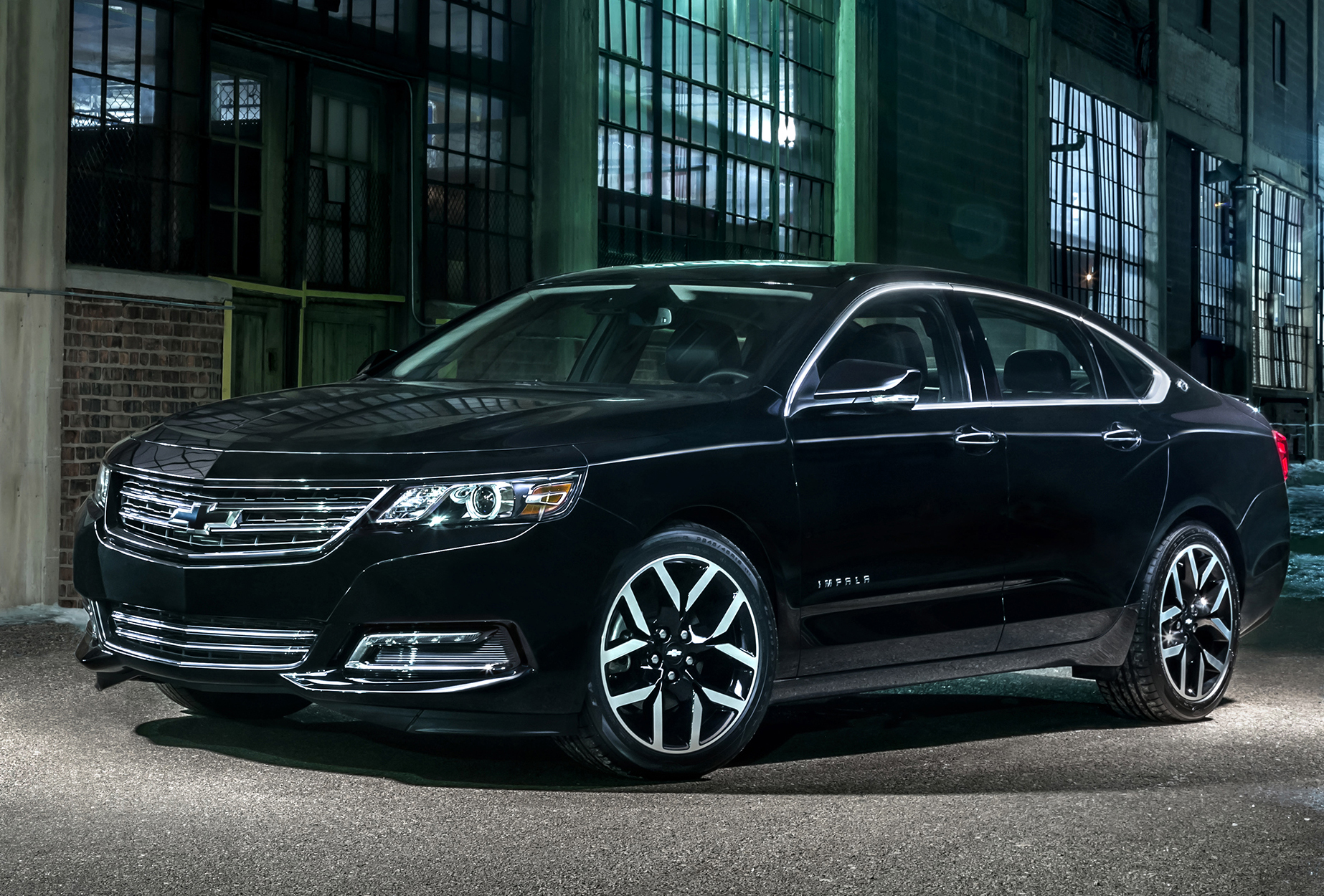 Chevy\'s reinvented Impala goes uptown with style, comfort - Houston ...