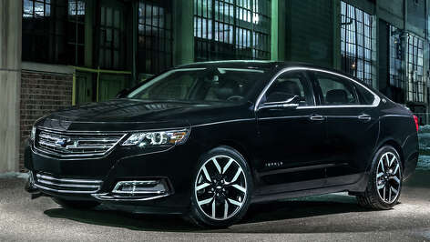 The Chevrolet Impala Midnight Edition, based on a concept shown at the 2014 SEMA Show in Las Vegas, is outfitted to give the full-size sedan a more dramatic, sinister look, and will arrive in dealerships early this summer.