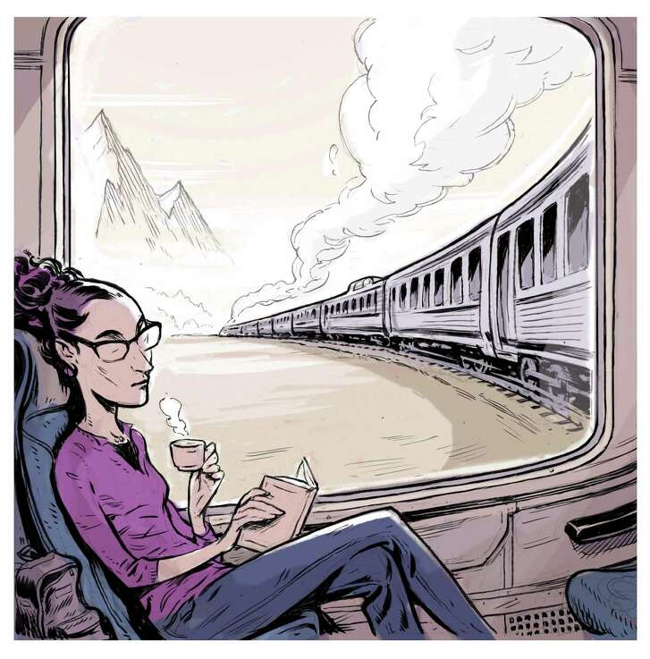 Taking a vacation by train can be a fun way to spend some time off, with packages ranging from frugal Amtrak trips in the U.S. to 21-day luxury rides from Beijing to Moscow. (Lars Leetaru/The New York Times) -- NO SALES; FOR EDITORIAL USE ONLY WITH  TRAIN TRAVEL ADV04 BY SHIVANI VORA FOR DEC. 4, 2016. ALL OTHER USE PROHIBITED.