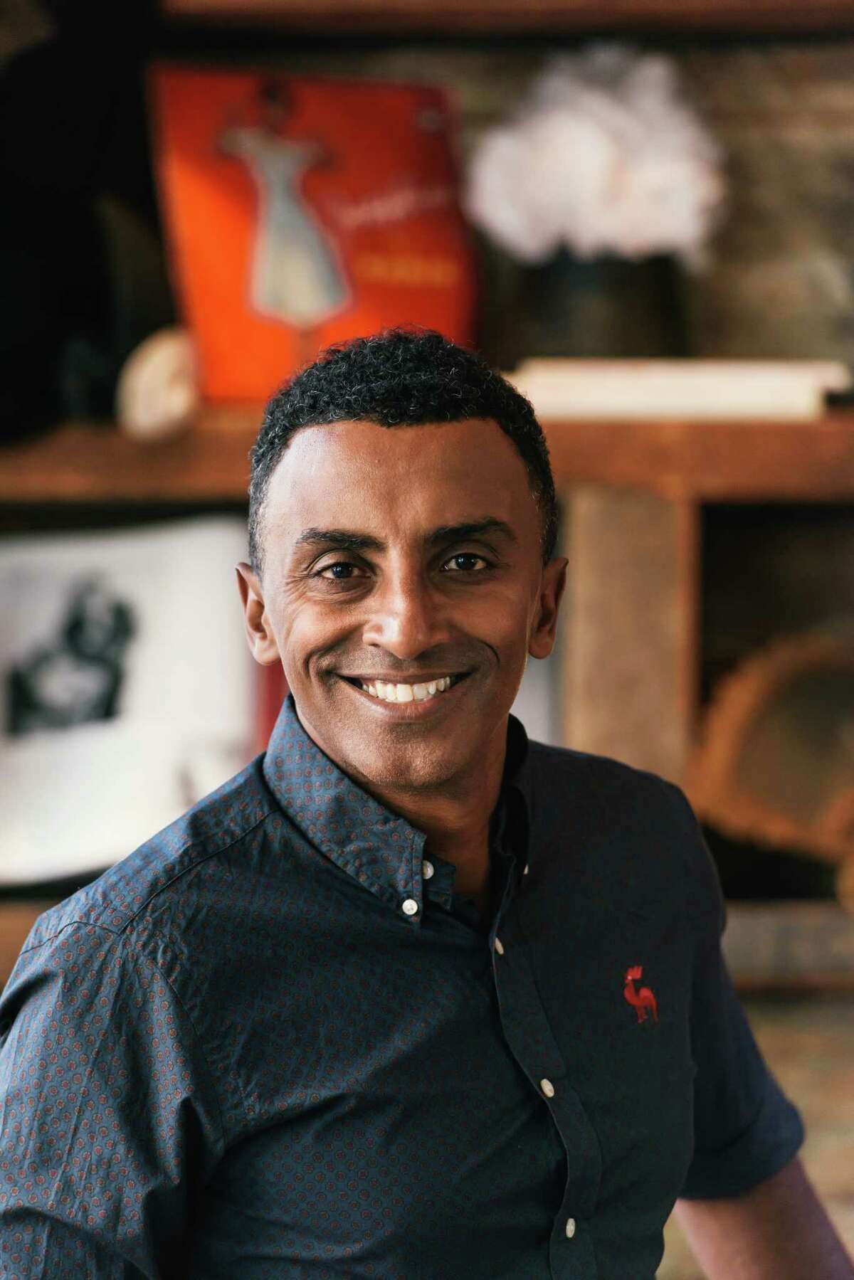 Marcus Samuelsson spoke about the culinary traditions that shape his recipes during a brunch at The Pass & Provisions.