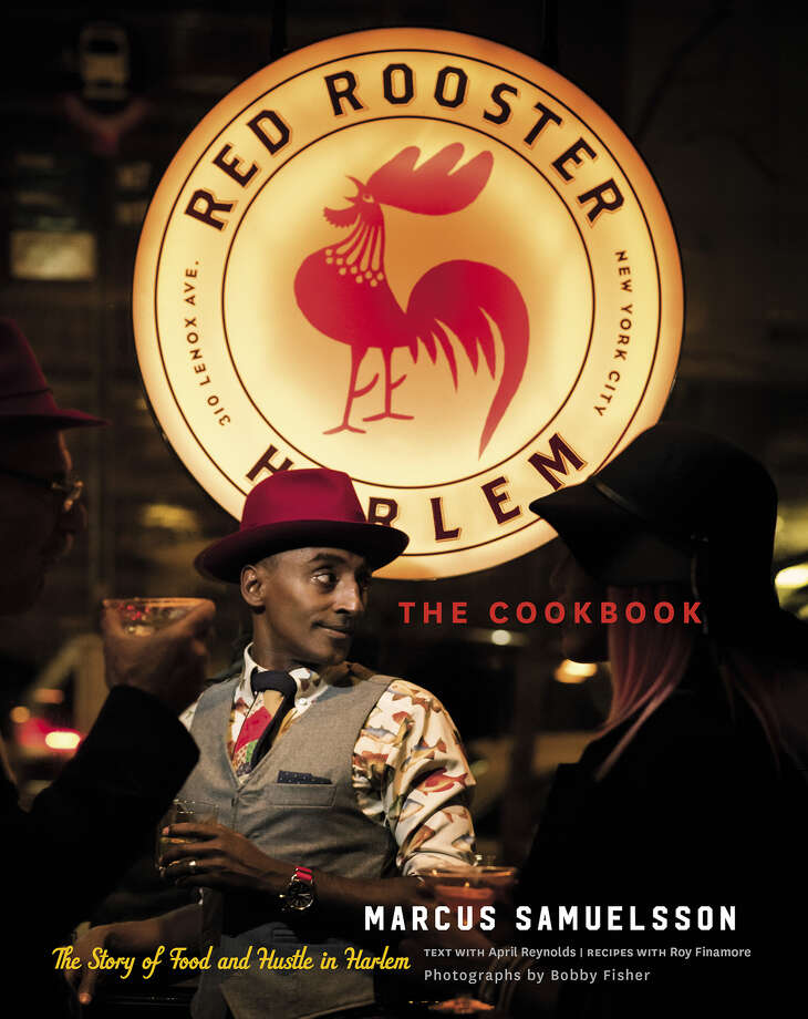 """""""The Red Rooster Cookbook,"""" by Marcus Samuelsson (Rux Martin/Houghton Mifflin Harcourt) Photo: Sarah Fritsche"""