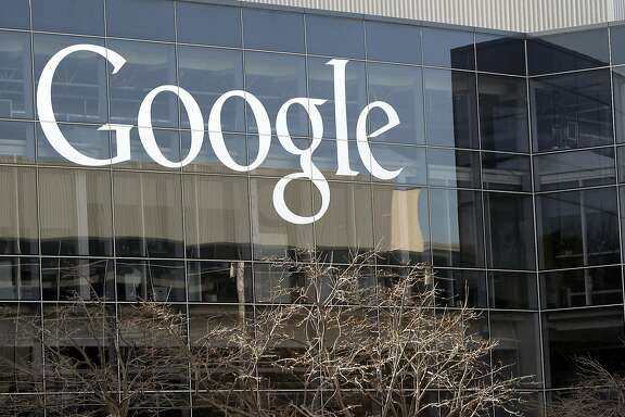 This Thursday, Jan. 3, 2013, photo shows Google's headquarters in Mountain View, Calif. Alphabet Inc. is poised to move to head of the corporate class just five months after Google created its new holding company.  (AP Photo/Marcio Jose Sanchez, File)