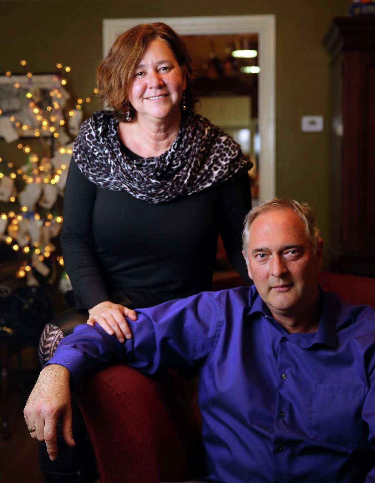 Todd and Laura Crooks lost their 21-year-old son Chad to suicide one year after he was diagnosed with schizophrenia. Since then, they have become advocates for mental health care in Washington state.