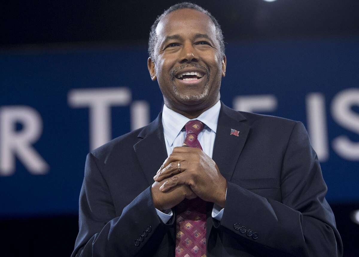 No one took more flack from Trump during the primary campaign than his then-rival, Dr. Ben Carson. Here's what the president-elect had to say about the man he now wants to make his HUD secretary...
