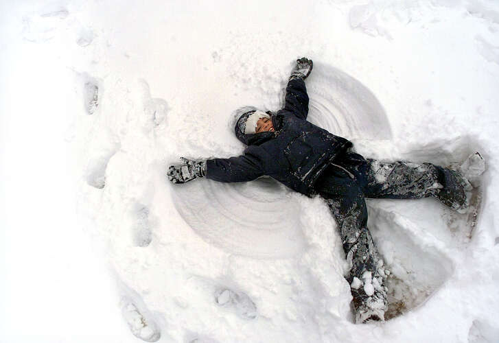 Making snow angels - the perfect wintertime activity for any child - will be easy at any of these five locales.