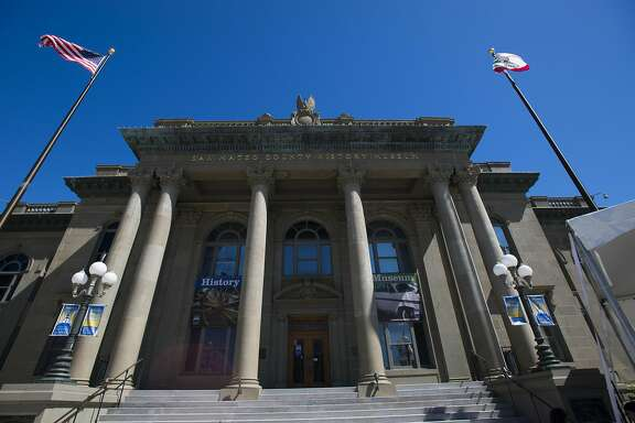 The San Mateo County History Museum is located in the Old County Courthouse in Redwood City.