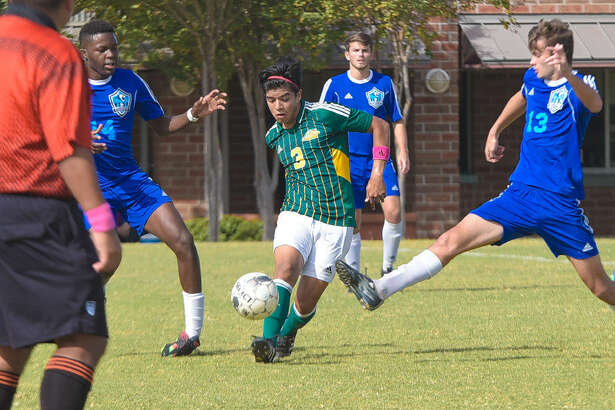 Jesus Alejandro Torres and LCC fell 3-2 in double overtime to Coastal Bend College on Saturday afternoon.