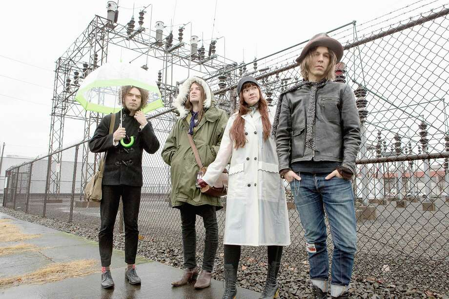 Dandy Warhols Photo: High Road Touring