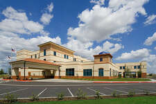 The exterior of Laredo Specialty Hospital, 2005 Bustamante St., is pictured.