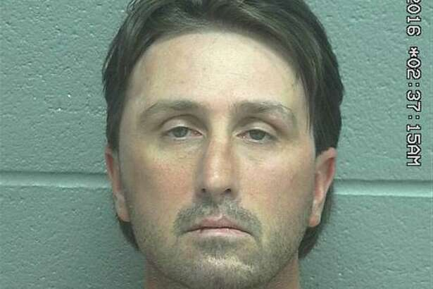 Matthew Phillip Gryder, 40,   was arrested Sunday after he allegedly threatened police officers, according to court documents.