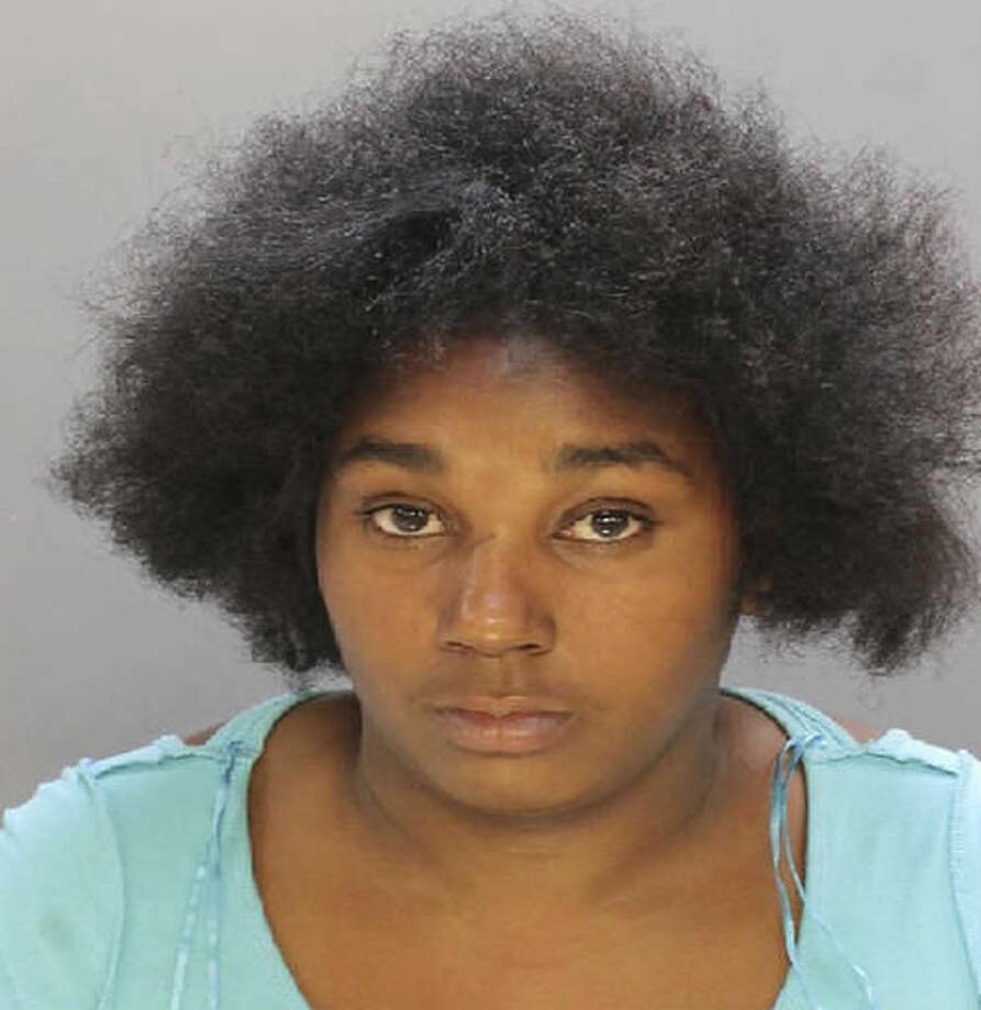 This December 2016 photo provided by the Philadelphia Police Department shows Andrea Worrell of Philadelphia. Authorities say Worrell was arrested Thursday, Dec. 1, 2016, and charged with endangering the welfare of a child, after the Wednesday, Nov. 30, 2016, death of her 2-year-old son Zyair Worrell was ruled a homicide. (Philadelphia Police Department via AP) Photo: HOGP