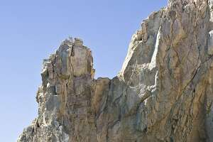 El Arco rock formation at the southern most tip of the Baja peninsula, Cabo San Lucas, Mexico