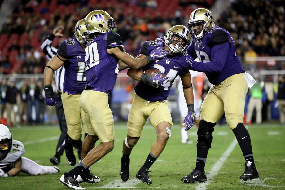 Washington was the surprise entrant in this year's College Football Playoff field claiming the fourth and final spot to play for the national championship. Photo: Robert Reiners /Getty Images / 2016 Getty Images
