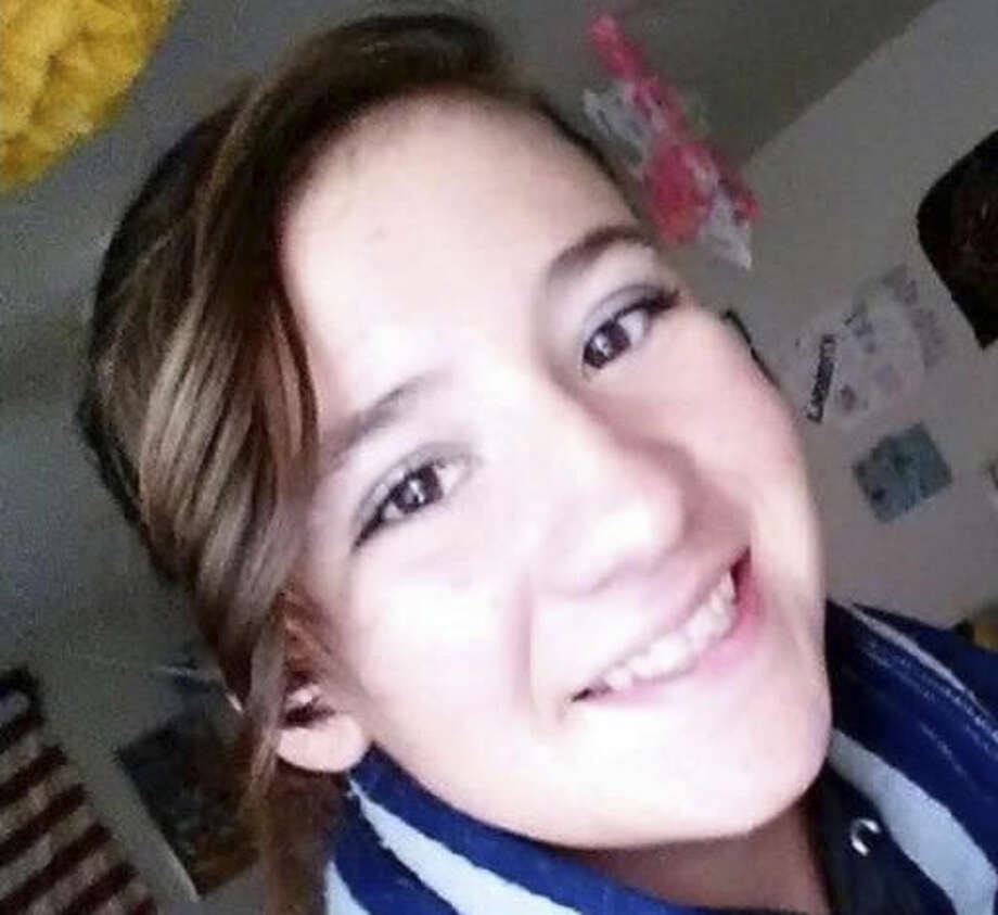 This undated photo provided by the Albuquerque Police Department shows Synderelia Trujillo, a 15-year-old from Wisconsin who police say they are searching for after she disappeared while visiting her grandfather's house on Thursday, Nov. 24, 2016, in Albuquerque, N.M. (Courtesy of Albuquerque Police Department via AP) Photo: HONS