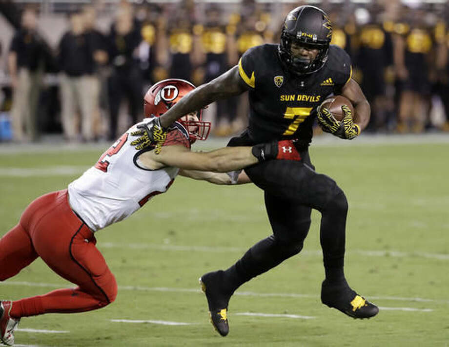 Kalen Ballage Running back | College: Arizona State | draft projection: day three