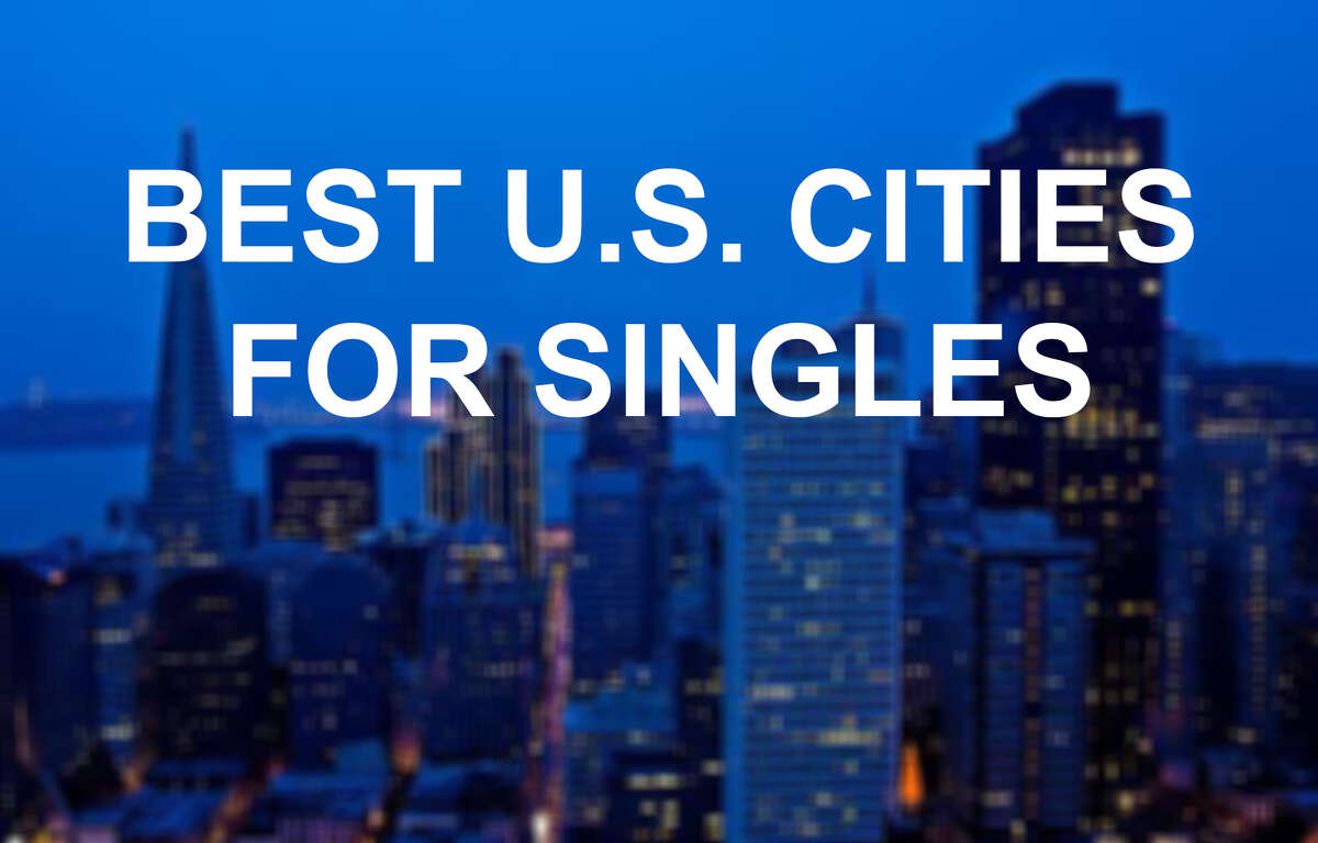 WalletHub ranked the best U.S. cities for singles in 2016. Click through to see the rankings.