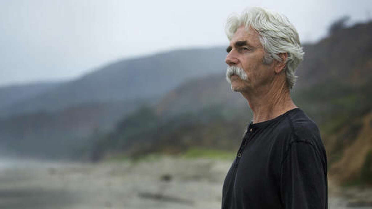 """This image released by The Sundance Institute shows Sam Elliott in a scene from """"The Hero,"""" by Brett Haley, an official selection of the U.S. Dramatic Competition at the 2017 Sundance Film Festival. The 2017 Sundance Film Festival runs from Jan. 19 through Jan. 29. (Beth Dubber/Sundance Institute via AP)"""