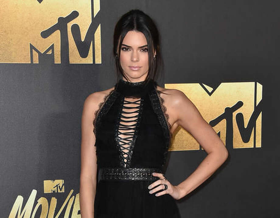FILE - In this April 9, 2016 file photo, Kendall Jenner arrives at the MTV Movie Awards in Burbank, Calif. A Los Angeles judge on Thursday, Nov. 10, sentenced 26-year-old Shavaughn McKenzie to time served in a Los Angeles after he was convicted last month of trespassing at the Jenner's home earlier this year. (Photo by Jordan Strauss/Invision/AP, File) Photo: Jordan Strauss