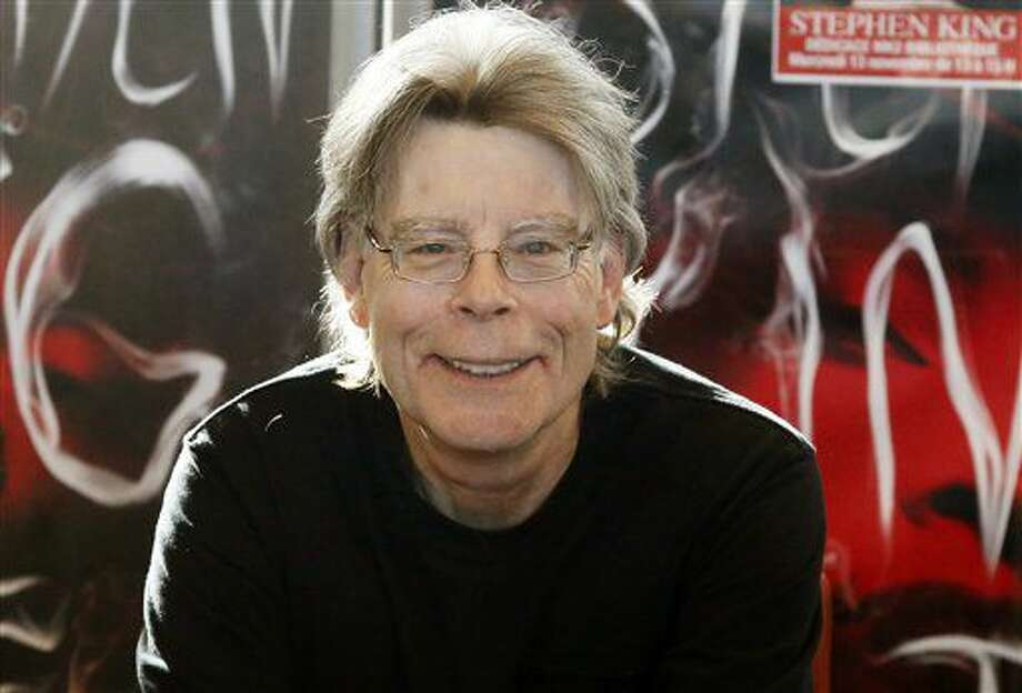 Horror writer Stephen King has been tweeting about what he sees as a real-life horror show - Donald Trump's presidency. King has taken to the social network to criticize Trump's policy proposals, broken promises and public statements. Photo: Francois Mori