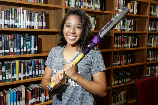 Heading into her senior season at LBJ, Melanie Gamboa signed her letter of intent Wednesday to play softball at Texas A&M International University beginning in the fall of 2017.