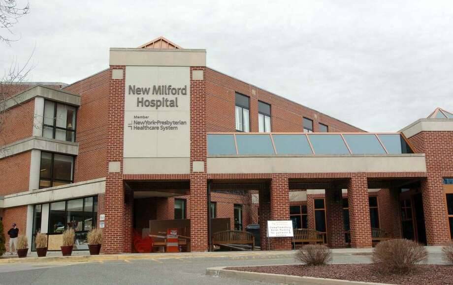 A New Milford doctor was sued in connection with a surgery performed at New Milford Hospital. Photo: File Photo / The News-Times File Photo