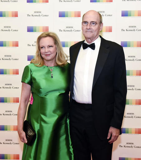 James Taylor, Wife Donate $10K To Albany Med