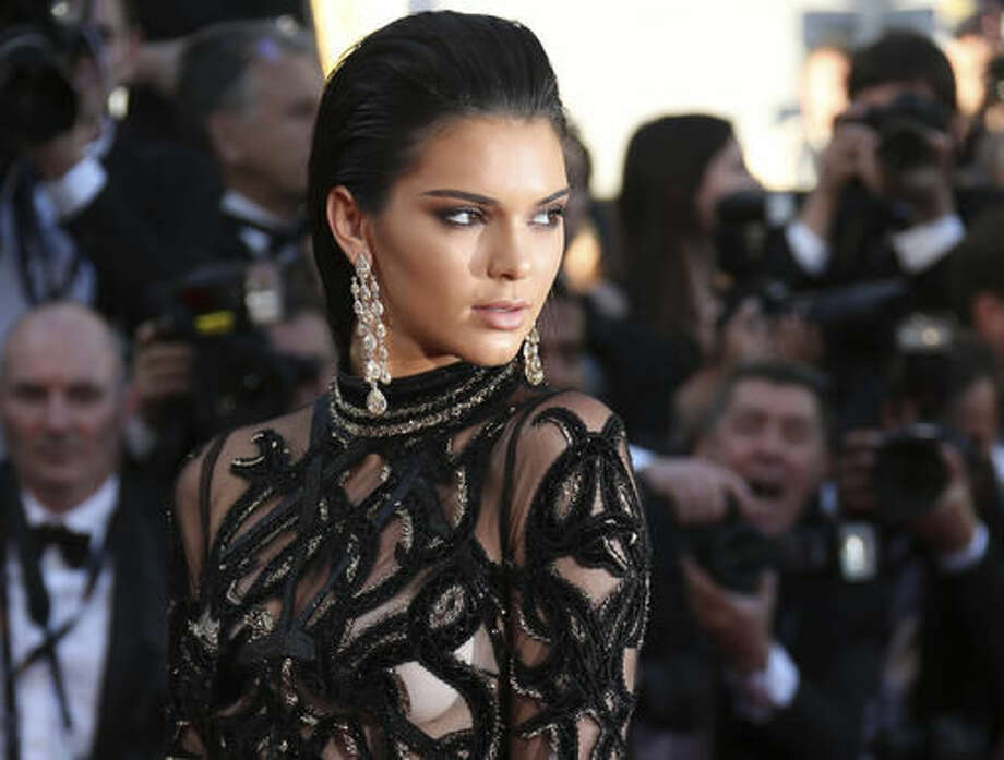 FILE - In this May 15, 2016, file photo, Kendall Jenner poses for photographers upon arrival at the screening of the film Mal De Pierres at the Cannes International Film Festival in southern France. Fans lamented on Nov. 13, 2016, that Jenner's Instagram account had suddenly disappeared. (AP Photo/Joel Ryan, File) Photo: Joel Ryan