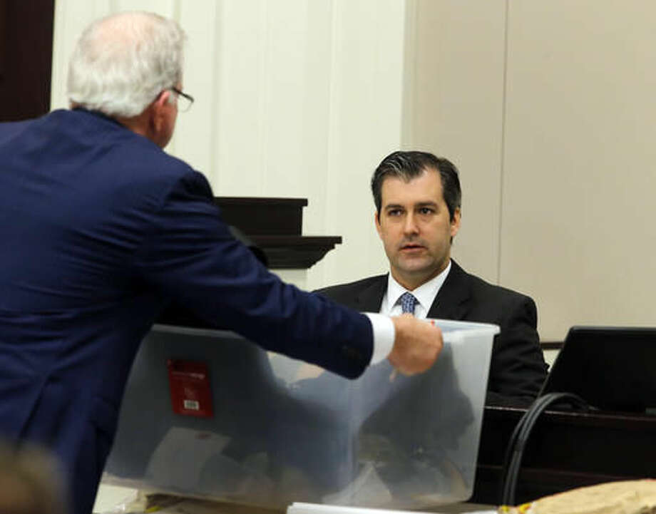 Judge mulls jury visiting crime scene in Slager trial