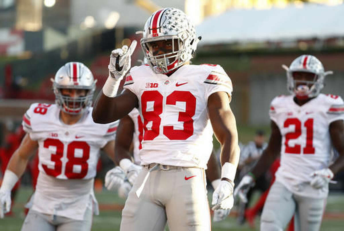 Fourth round, No. 124 overall: WR Terry McLaurin, Ohio State  The Seahawks will need to get a wide receiver in this draft. Where exactly they pick one up is the question, but with Doug Baldwin's injury concerns moving forward and at least some question marks around the depth in the receivers' room, it's basically necessary. Seattle also just gave Russell Wilson the richest NFL contract ever, so one would think getting him another target is a priority.  Ohio State's Terry McLaurin isn't a massive, red-zone target but he still has decent size (listed at 6 feet and 208 pounds). He's one of the more detailed route runners in this draft with a strong speed combination.  Baldwin actually offered McLaurin on praise earlier this offseason, saying on Twitter in March to