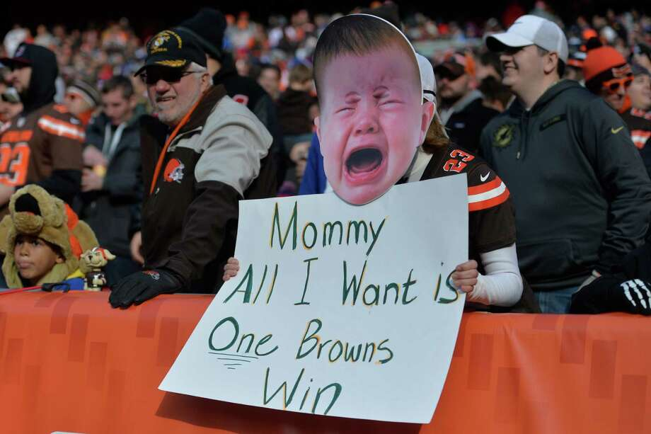 32.Cleveland (0-12) | Last week: 32At least the Browns didn't lose. It was their bye week. Their next loss should be to Cincinnati, making them 1-23 over their last 24 games. Photo: David Richard, Associated Press / FR25496 AP