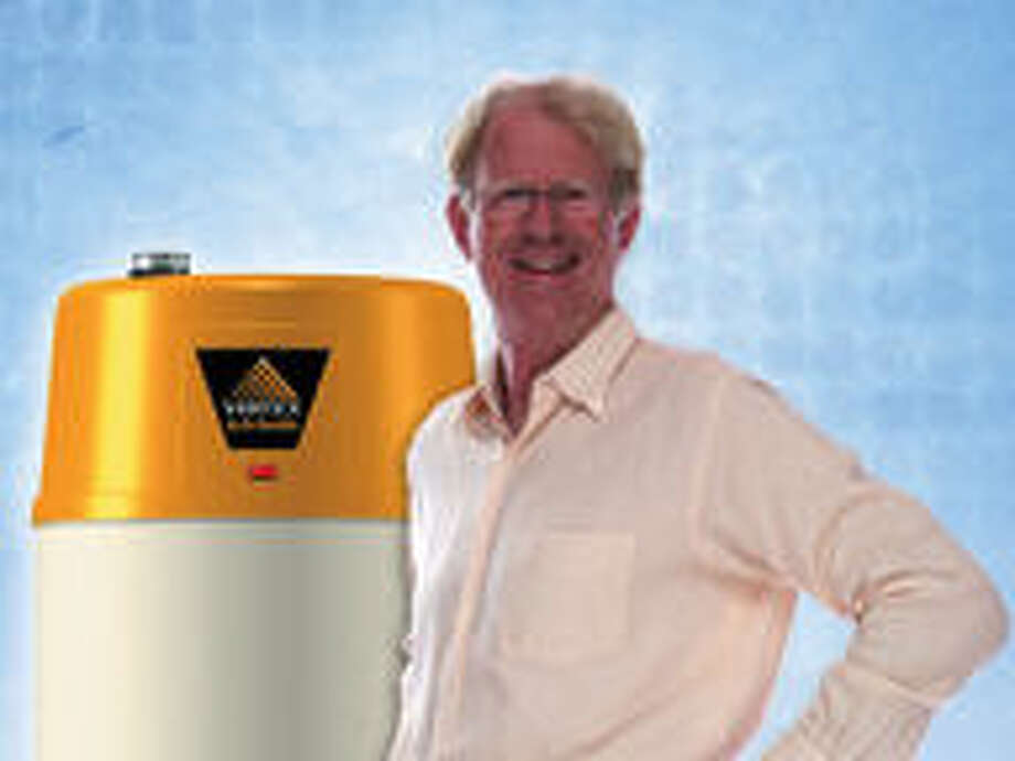 "Environmentalist Ed Begley Jr. of the HGTV series ""Living With Ed"" champions the ""green"" qualities of high-efficiency water heaters."