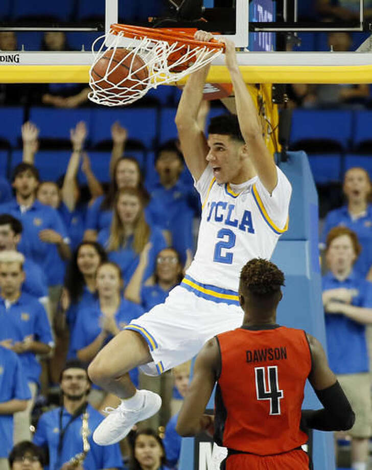 No 16 Ucla Blows Past Cal State Northridge In 2nd Half The Edwardsville Intelligencer