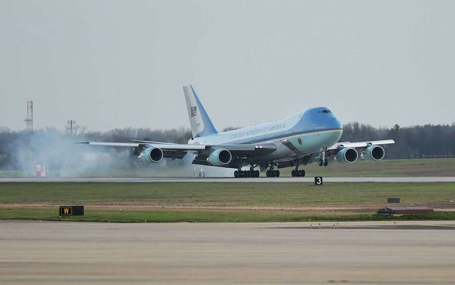 5 takeaways from the report on $4M in damages done to Air Force One planes at Boeing: Keep scrolling to find out details from a report investigating the millions of dollars done to Air Force One planes at Port San Antonio. Photo: MANDEL NGAN /AFP /Getty Images / AFP or licensors