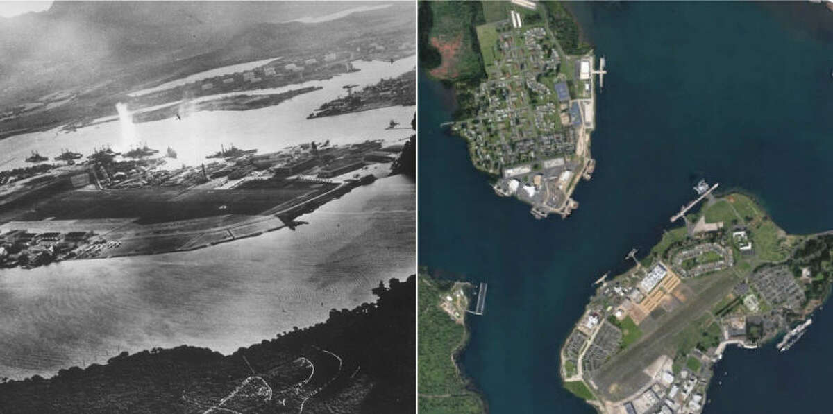 >> See then and now photos of the 1941 Pearl Harbor Attacks