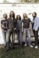 """The Chris Robinson Brotherhood plays the Fillmore Auditorium in San Francisco Thurs. through Sat., Dec. 8-10, 2016, �in support of their new release """"If You Lived Here, You Would Be Home By Now."""""""